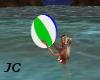 JC~Beach Ball Catch
