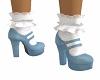 Child's Blue Shoes