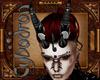 Cybodron Silver Horns