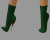 [BRI] Green Short Boots