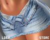 ♥ Denim Skirt! RL