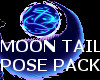 *KK* Moon Tail Pose Pack