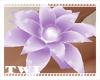 Flower Ring Purple