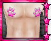 ☆ Pink Paw Stickers