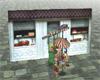 Patisserie shop front