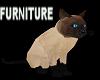 Siamese Cat *Furniture