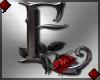 Rose Letter E