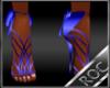 *ROC*Bow Heels Blue