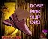 DM*ROSE PINK LOAFERS