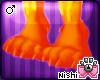 [Nish] Cgore Paws Feet M