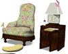 Nursery Rocking Chair