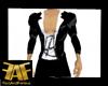 Jacca nera fashion