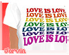 LOVE IS LOVE -