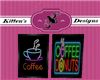 2 Coffee Signs