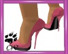 CW Pink Sparkle Pumps