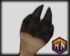 hooves deer furry paws