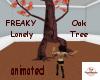 !Freaky! Lonely Oak Tree