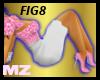 ~MZ~PINK LEOPARD FIG8