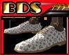(BDS)-LV*Wht&BrownShoes