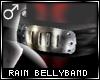 !T Rain bellyband [M]