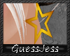 *[GJ] Star - yellow