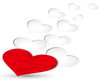 Red /White Hearts.1
