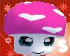 valentine mushroom