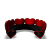 heart couch