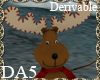 (A) Bounce Reindeer Pet