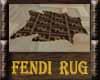 FENDI - Rug
