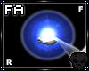 (FA)HandFireFR Blue