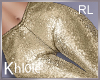 K Nye gold pants RL