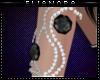 夜 Showgirl Armbands