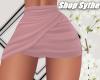 Sy   Wrap Skirt   Rose