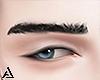 神. Endure Black brows