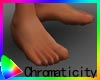 C! Small And Sexy Feet