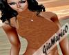 g;light brown suede top