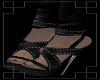 Leah Leather Heels