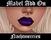 𝖓. Mabel Matte Purple