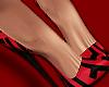 Red - Fendi Heeels