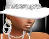 (YSS)So Sexy Hat *White