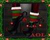 Santa Baby Heels
