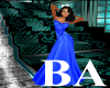 [BA] The Blue Lady Gown