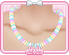 ♛Candy Necklace