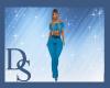 Blue Dress Slacks