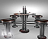 A~MESH TABLE&STOOLS
