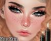Blush Freckle Head