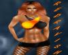 ;R;Hot To Trot~Orange