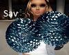 Seahawks-Blue/black/wht