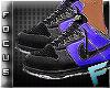F|Dunkz Blue n Black